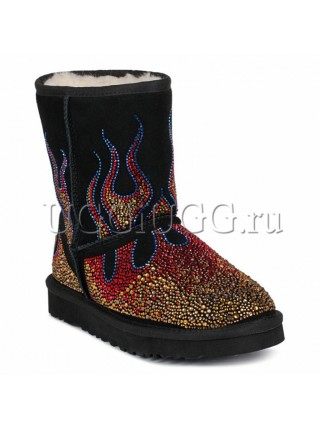 UGG Jeremy Scott Black