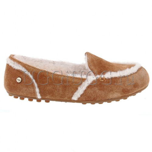 UGG Hailey Loafer Chestnut