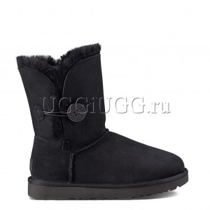 UGG Bailey Button II Short Black