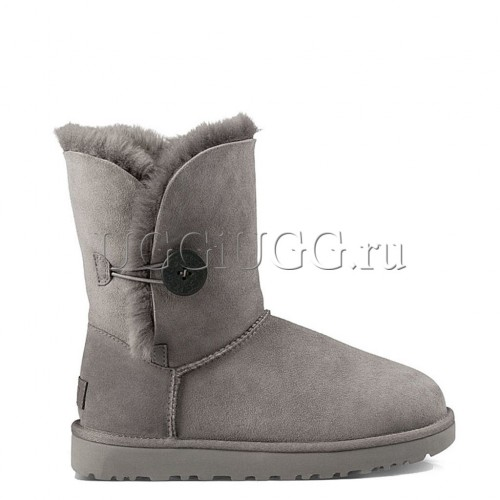 UGG Bailey Button II Short Grey