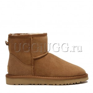 UGG Men Classic II Mini Chestnut