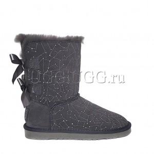 UGG Bailey Bow Constellation Grey