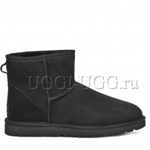 UGG Men Mini Black