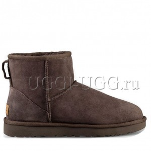 UGG Men Classic II Mini Chocolate