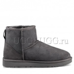UGG Men Mini Grey