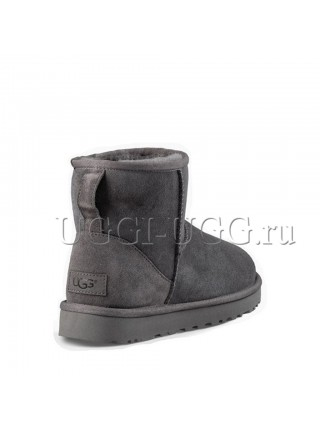 UGG Men Mini Grey