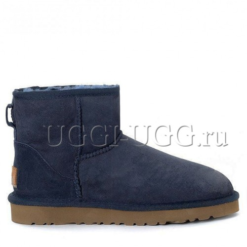 UGG Men Mini Navy