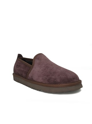 UGG Australia Slippers Newmen Chocolate