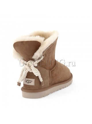 UGG Mini Selene Chestnut
