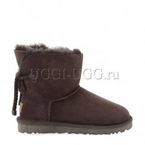UGG Mini Selene Chocolate