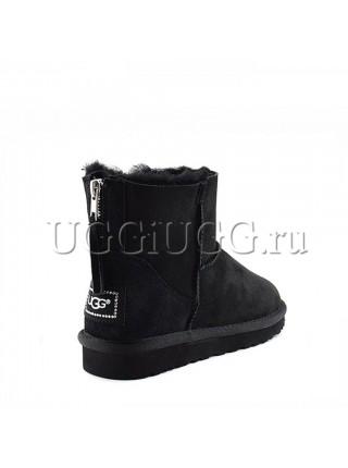 UGG Mini Zip Black