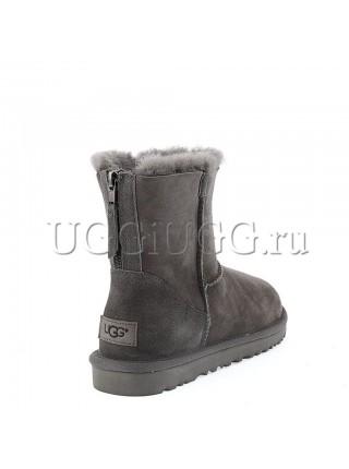 UGG Mini Zip Grey