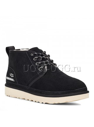 Женские ботинки UGG x Neighborhood Neumel Black