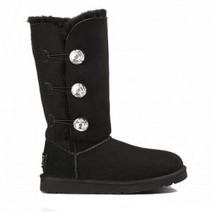 UGG Bailey Bling Triplet Black