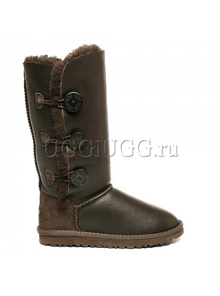 UGG Australia Triplet Metallic Chocolate