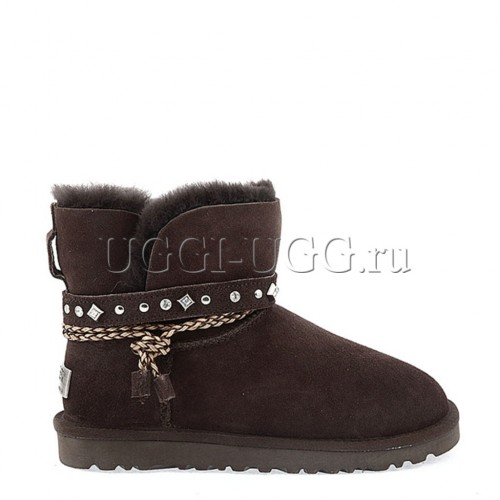 UGG Mini Renn Black