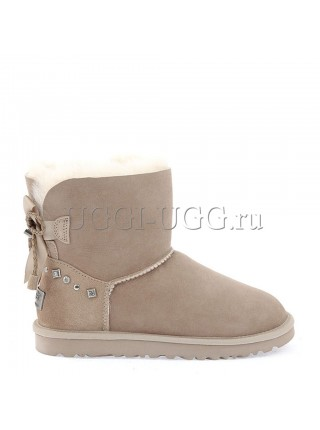 UGG Mini Bailey BRAID Sand