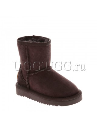 Детские угги UGG KIDS CLASSIC CHOCOLATE