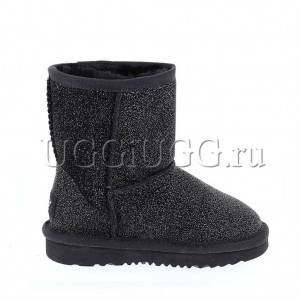 UGG Kids Short Serein Black