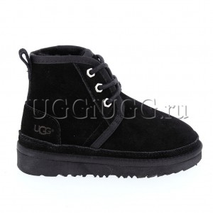UGG Kids Neumel II Boot Black