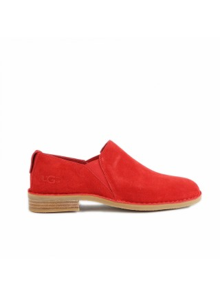 UGG Loafers Red