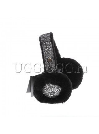 Наушники UGG Earmuff Stardust Black