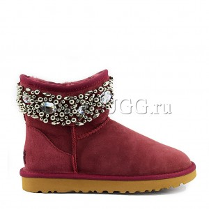 UGG Jimmy Choo Crystals Port