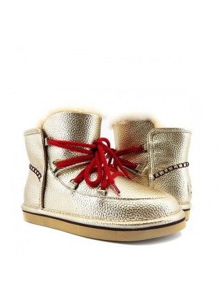 UGG Jimmy Choo Lodge Gold