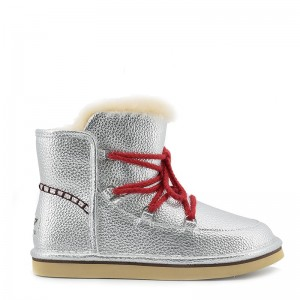 UGG Jimmy Choo Lodge Silver