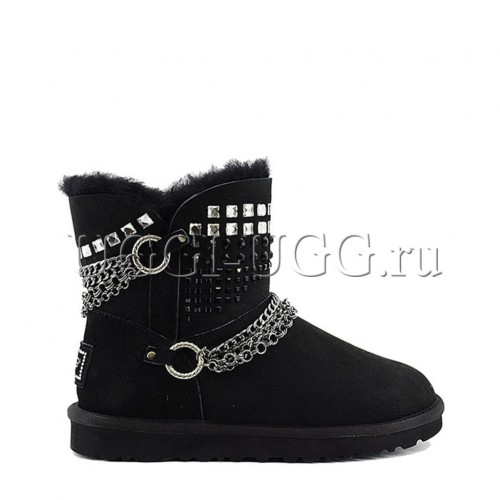 UGG Australia Mini Black ANVIL