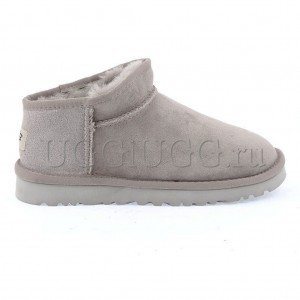 UGG Classic Slipper Light Grey