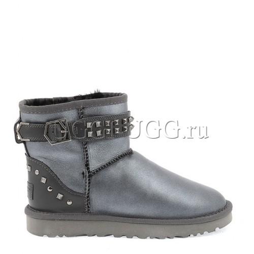 UGG Womens Neva Deco Studs Grey