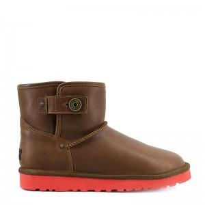 UGG Men Beni Chocolate Red
