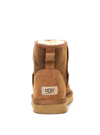 UGG Men Mini Bomber Jacket Chestnut