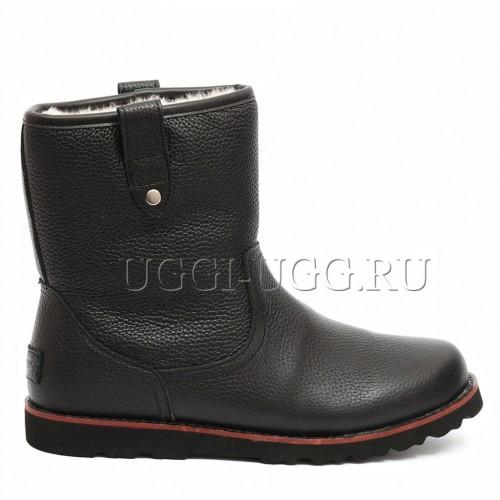 UGG Stoneman TL Leather Black