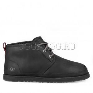 Мужские ботинки угги черные UGG Mens Neumel Waterproof Boot Black