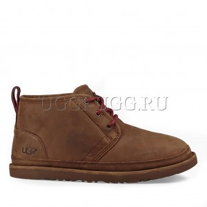 Мужские ботинки угги коричневые UGG Mens Neumel Waterproof Boot Chocolate