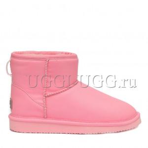Мини угги ярко-розовые UGG Mini Candy Night Pink