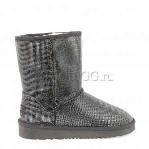UGG JIMMY CHOO SHORT SEREIN II GREY