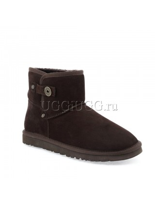 UGG Men Beni Chocolate Suede