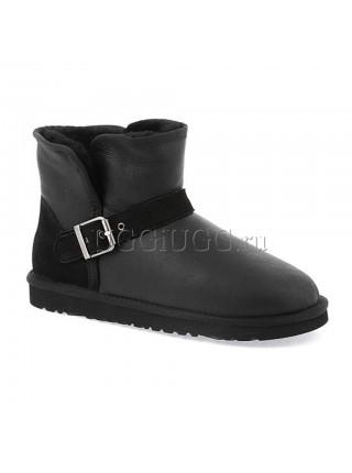 UGG Men Mini Dylyn Metallic Black