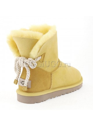 UGG Mini Selene Yellow